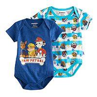 Baby Boy 2 pkPaw Patrol Bodysuit Set