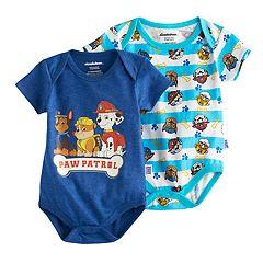 Baby Boy 2-pk. Paw Patrol Bodysuit Set