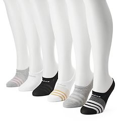 Women's adidas 6-pk. Neutral Superlite Super No-Show Socks