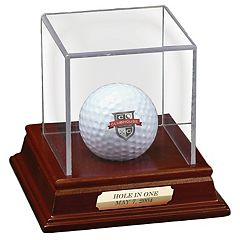 Clubhouse Collection Hole-In-One Display Cube