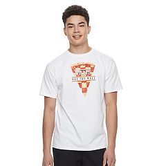 Men's Vans Pizza Life Tee