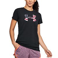 Women's Under Armour Short Sleeve USA Graphic Tee
