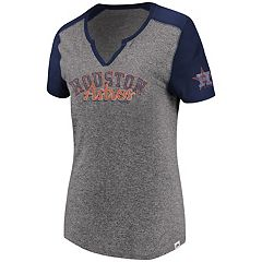 Women's Majestic Houston Astros Invulnerable Tee