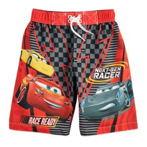 Disney / Pixar Cars 3 Boys 4-7 Swim Trunks