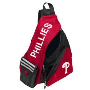 Philadelphia Phillies Lead Off Sling Backpack by Northwest