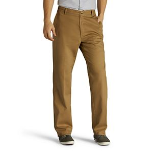 7346046c Big & Tall Lee Performance Series Extreme Comfort Straight-Fit Refined  Khaki Pants. (1). Regular