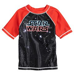 Boys 4-7 Star Wars Rashguard