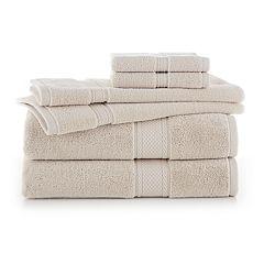 Grand Patrician 6 pc Suites Bath Towel Set
