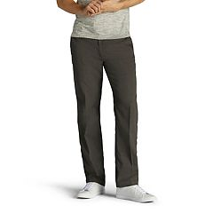 Big & Tall Lee Performance Series Extreme Comfort Straight-Fit Refined Khaki Pants