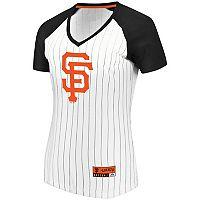 Women's Majestic San Francisco Giants Jersey Tee