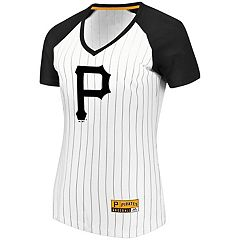 Women's Majestic Pittsburgh Pirates Jersey Tee