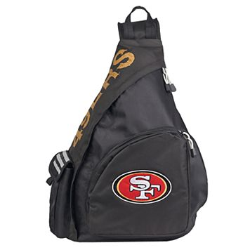 San Francisco 49ers Lead Off Sling Backpack by Northwest