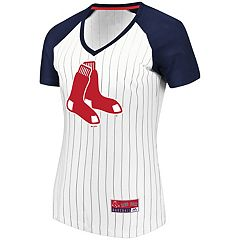 Women's Majestic Boston Red Sox Jersey Tee