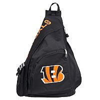 Cincinnati Bengals Lead Off Sling Backpack by Northwest