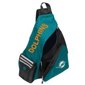Miami Dolphins Lead Off Sling Backpack by Northwest