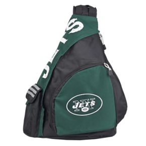 New York Jets Lead Off Sling Backpack by Northwest