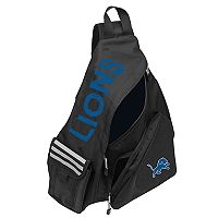 Detroit Lions Lead Off Sling Backpack by Northwest