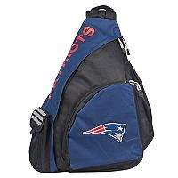 New England Patriots Lead Off Sling Backpack by Northwest