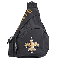 New Orleans Saints Lead Off Sling Backpack by Northwest