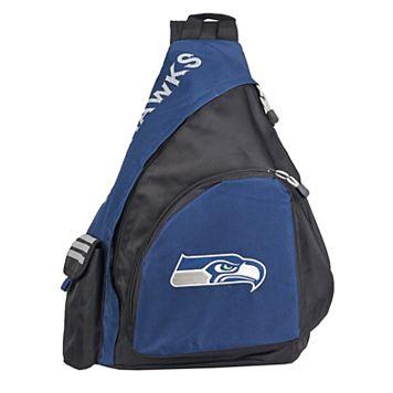 Seattle Seahawks Lead Off Sling Backpack by Northwest