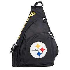 Pittsburgh Steelers Lead Off Sling Backpack by Northwest