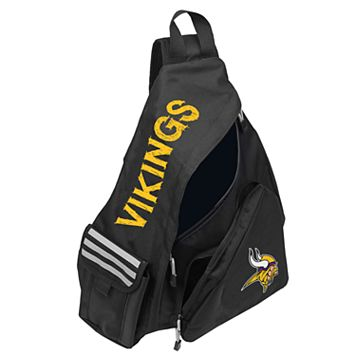Minnesota Vikings Lead Off Sling Backpack by Northwest