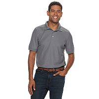 Men's Croft & Barrow® Classic-Fit Easy-Care Pique Performance Polo