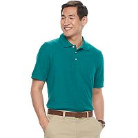 Men's Croft & Barrow® Pique Performance Polo