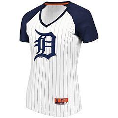 Women's Majestic Detroit Tigers Jersey Tee