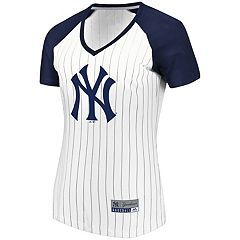 Women's Majestic New York Yankees Jersey Tee