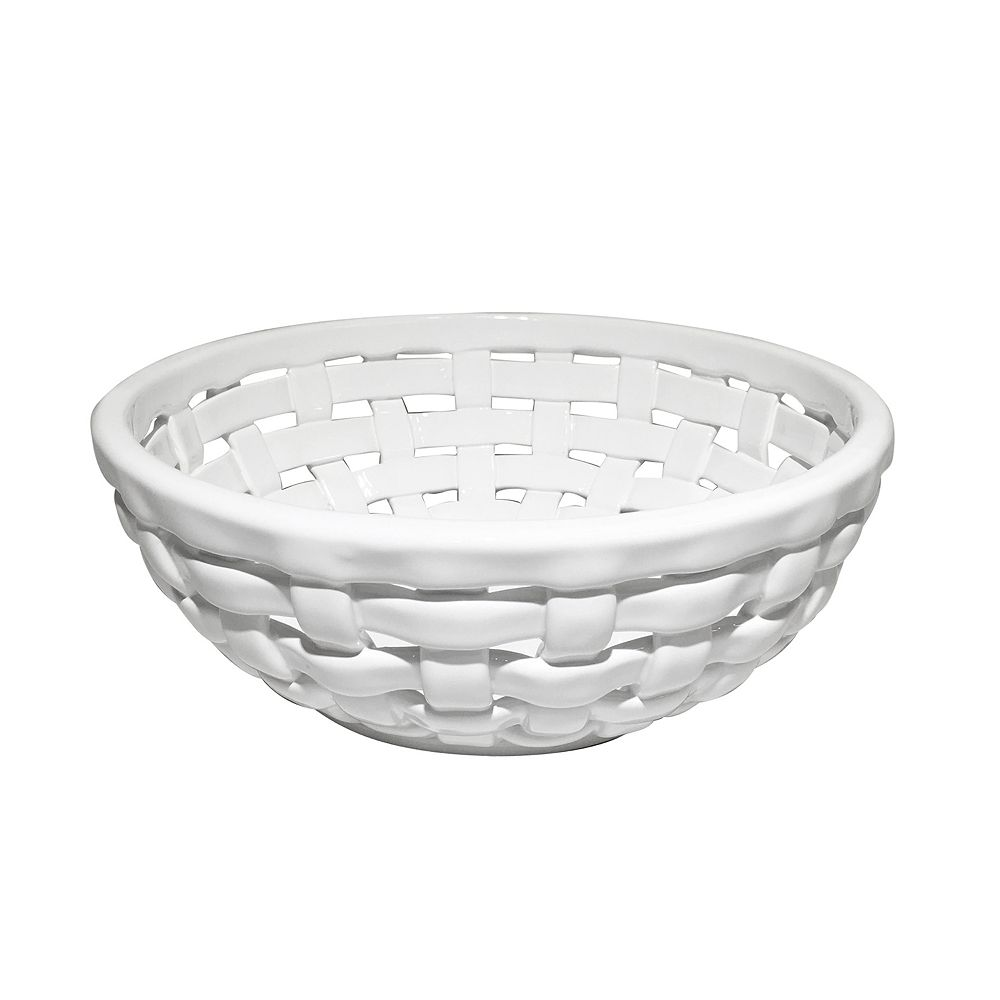 Food Network™ Round Bread Basket