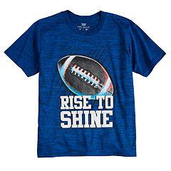 Boys 8-20 adidas 'Rise To Shine' Tee