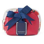 Dana Buchman 2 Pocket Cosmetic Bag