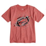 Boys 8-20 Tek Gear® Football Nation Tee