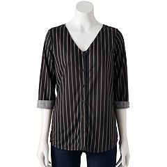 Women's French Laundry Crisscross Shirt