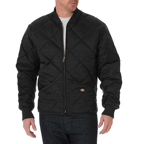 Big & Tall Men's Dickies Diamond Quilted Nylon Jacket