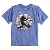 Boys 8-20 Tek Gear® Baseball Tee
