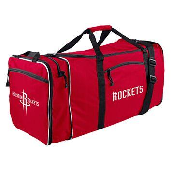Northwest Houston Rockets Steal Duffel Bag