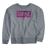 Girls 7-16 Levi's Sequin Pullover Sweatshirt