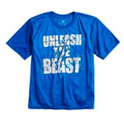 Boys 8-20 Tek Gear® Beast Slash Tee