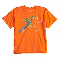 Boys 8-20 Tek Gear® Football Player Tee