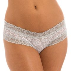 Juniors' Candie's® Lace Cheeky Panty
