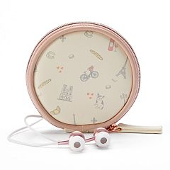 LC Lauren Conrad Travel Ear Buds Set