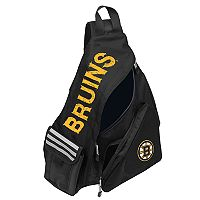 Boston Bruins Lead Off Sling Backpack
