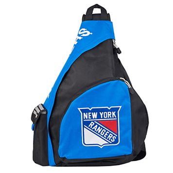 New York Rangers Lead Off Sling Backpack