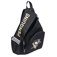 Pittsburgh Penguins Lead Off Sling Backpack