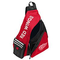 Detroit Red Wings Lead Off Sling Backpack