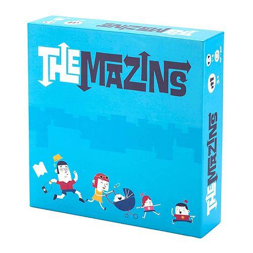 Helvetiq The Mazins Board Game