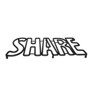 "Food Network? ""Share"" Matte Trivet"