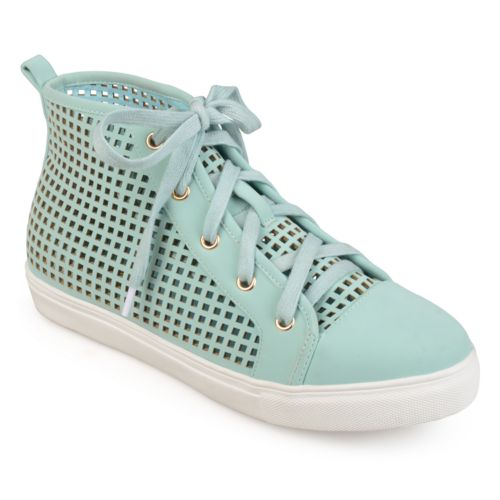 Journee Collection Nycole ... Women's High Top Shoes